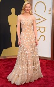 Cate Blanchett Oscar's 2014