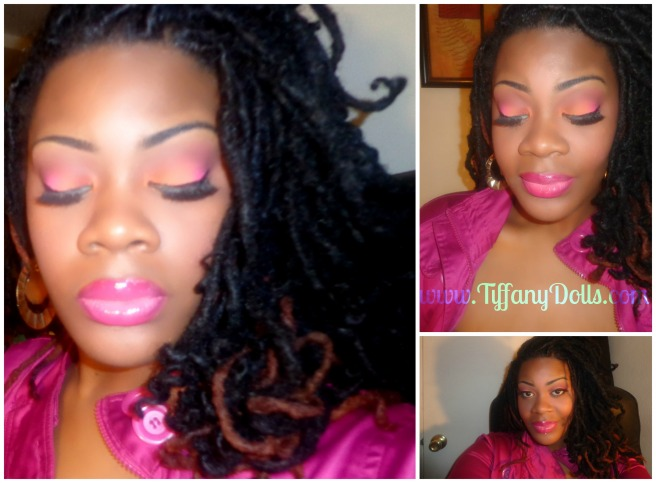 Face of The Day: Spring Time Sweetie