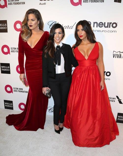 Oscar Party (Kardashian Edition: The rise of Khloe!)