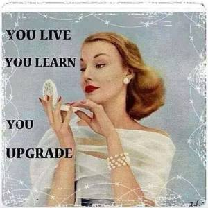 Live Learn Upgrade