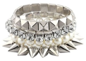 spikes and pearls