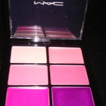 Mac's 6 prefered pinks