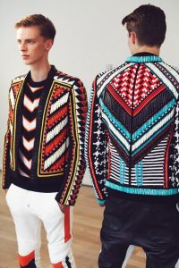 Tribal menswear