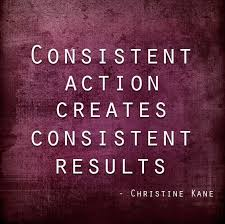 Consistent Action